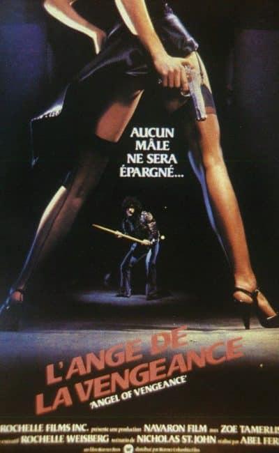 L'ange de la vengeance : la critique du film et du blu-ray