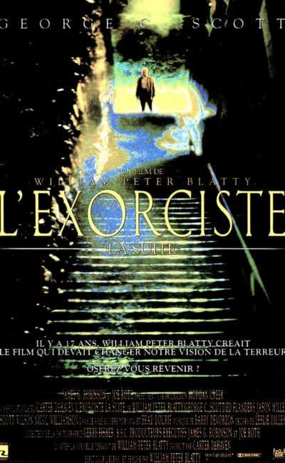 L'exorciste la suite (L'exorciste 3) : la critique du film et du blu-ray