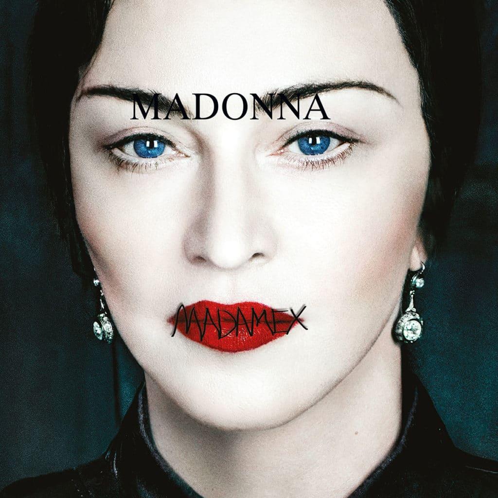 madonna, pochette de l'album Madame X