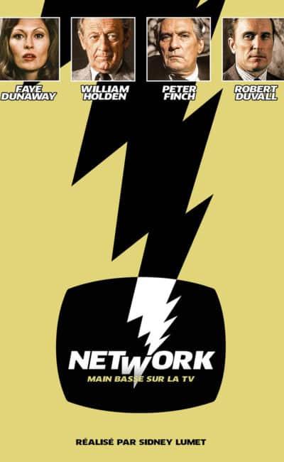 Network, Main basse sur la TV : la critique du film et de l'édition collector DVD/blu-ray