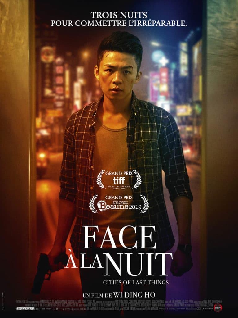 Face à la nuit - affiche du Grand Prix Beaunes 2019