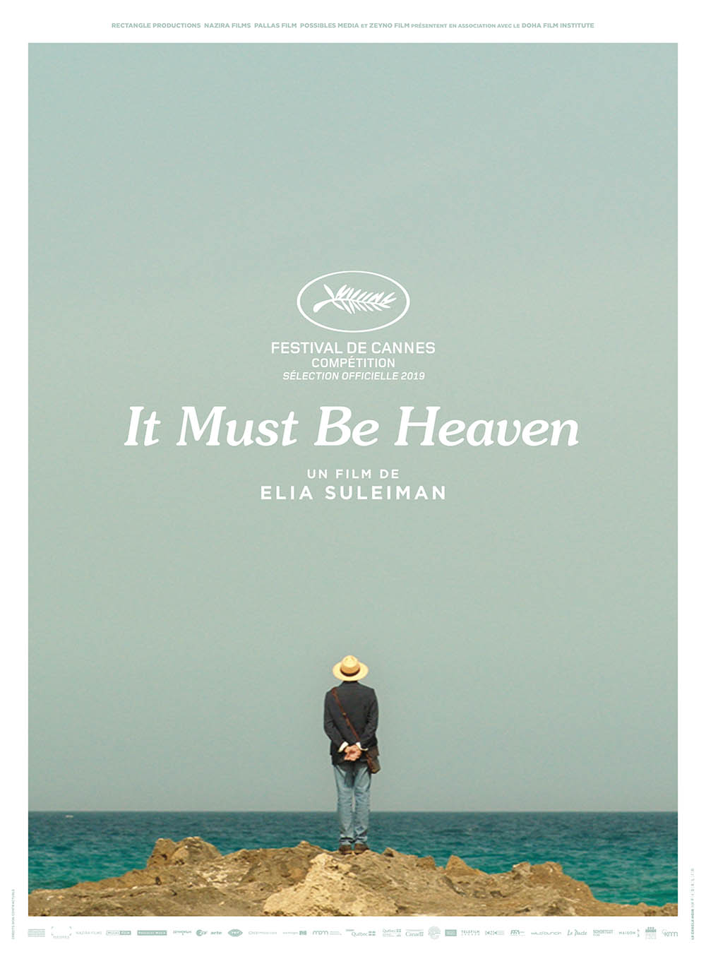 Affiche française It must be heaven