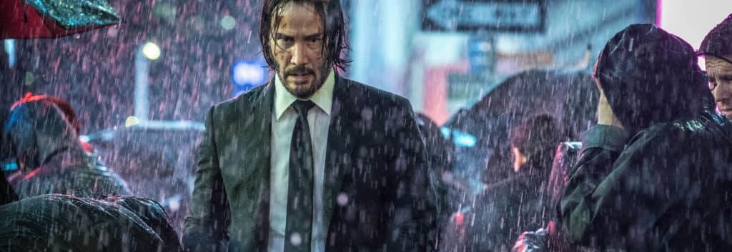 Keanu Reeves est John Wick