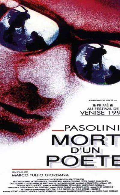 Pasolini, mort d'un poète : la critique du film et du DVD