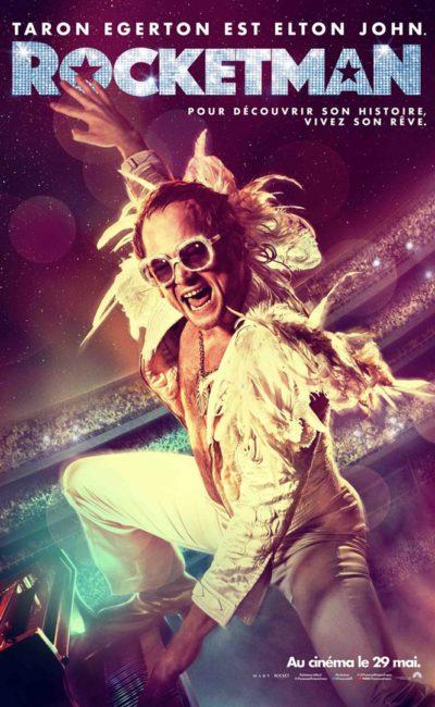 Elton John, l'affiche du biopic