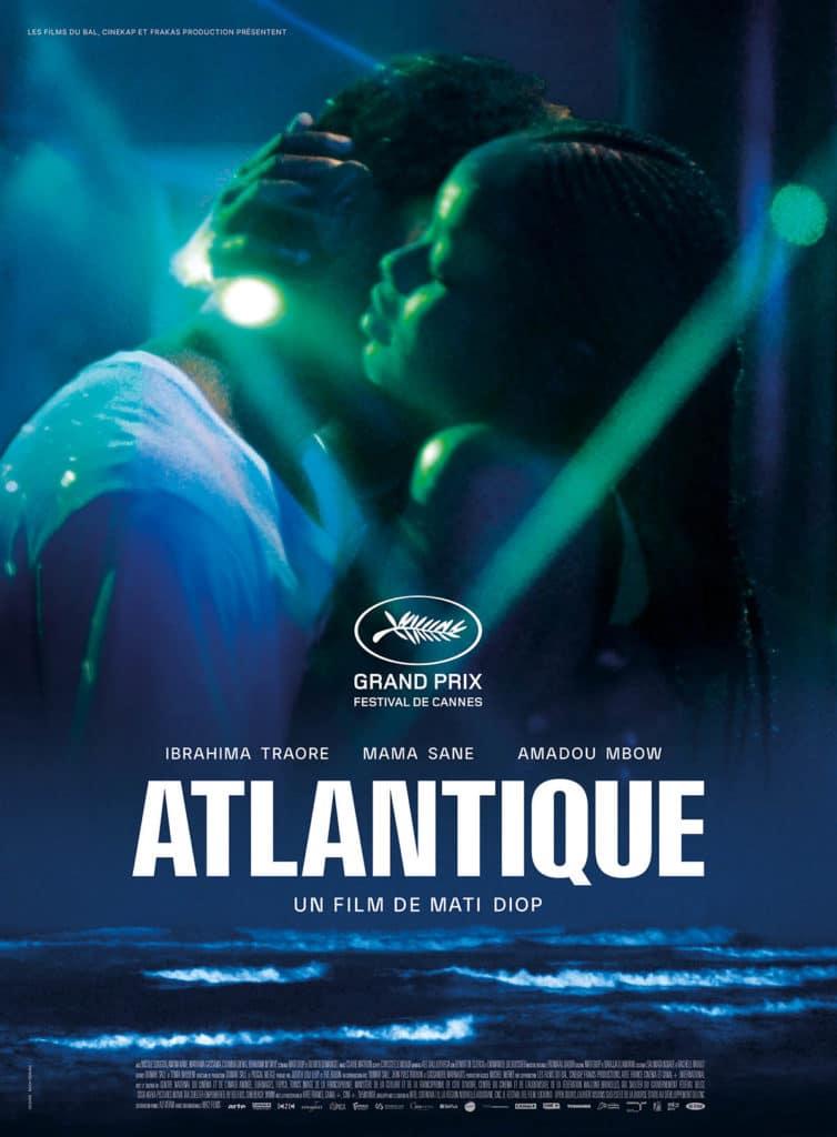 Affiche du film Atlantique de Mati Diop