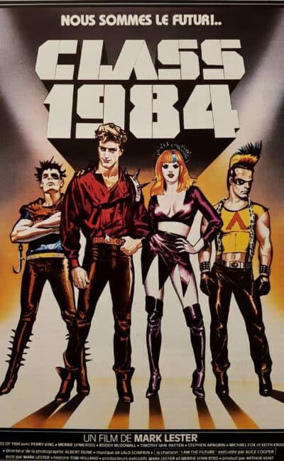 Class 84 : la critique du film