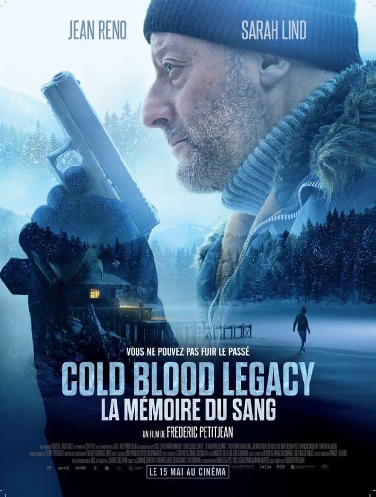Affiche du film Cold Blood Legacy La Mémoire du Sang