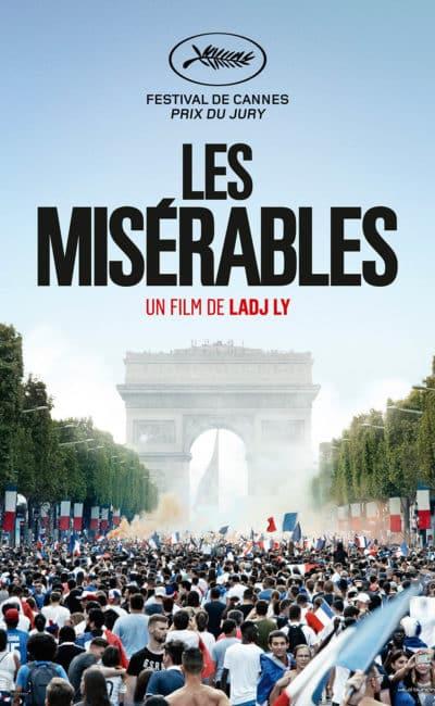 Les Misérables Affiche Teaser 1 sans les crédits