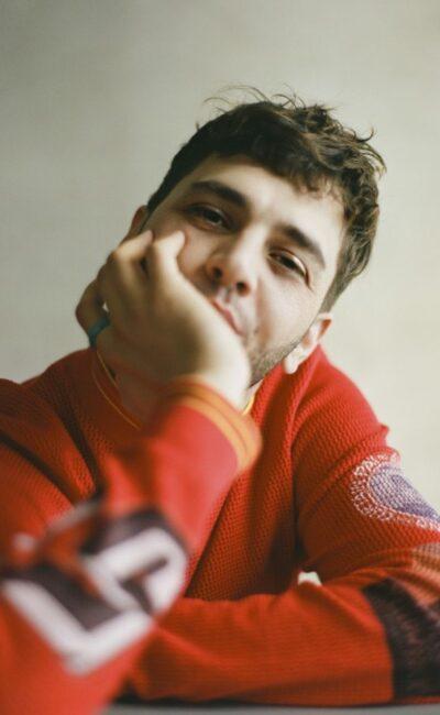 Portrait de Xavier Dolan, par la photographe Shayne Laverdière