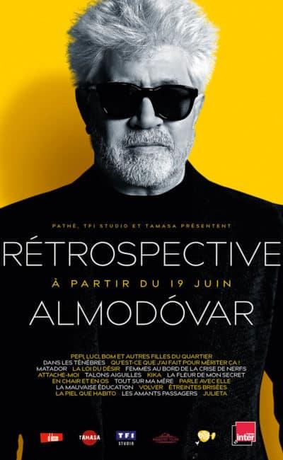 Rétrospective Pedro Almodovar