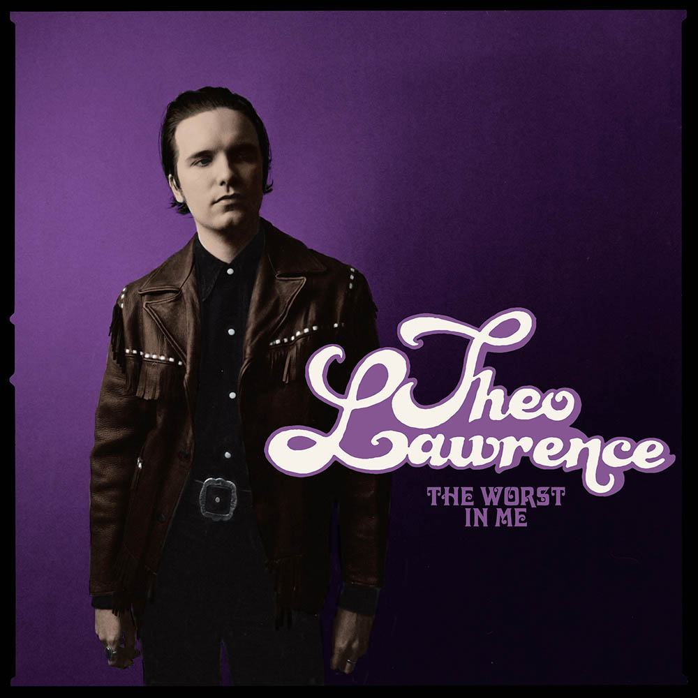 Pochette du single The Worst in Me Theo Lawrence