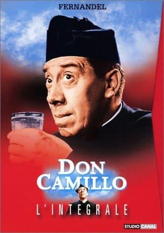 don camillo, la jaquette de l'intégrale DVD