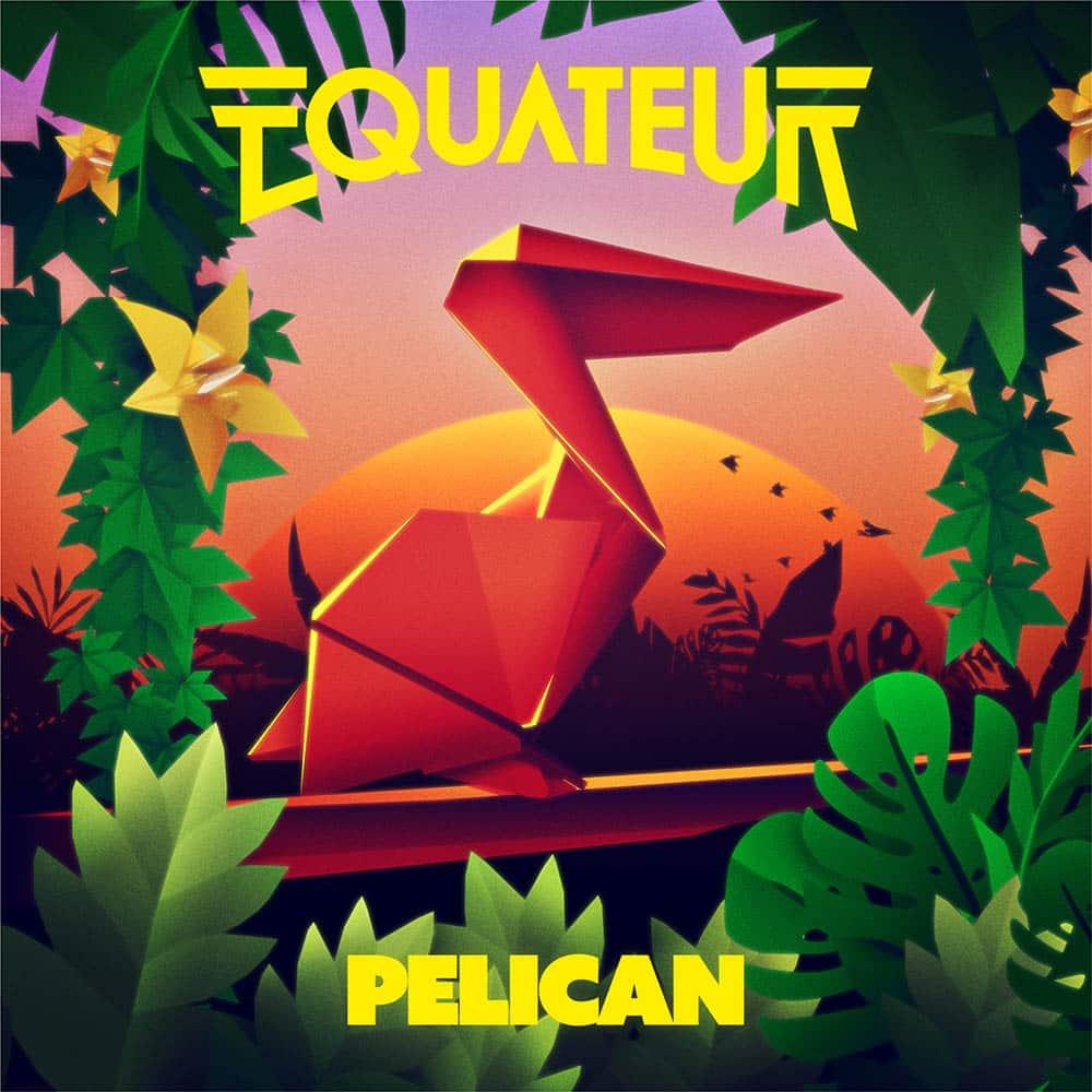 Pochette Equateur Pélican