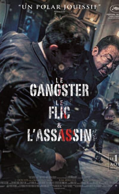Affiche du Gangster, le flic & l'assassin