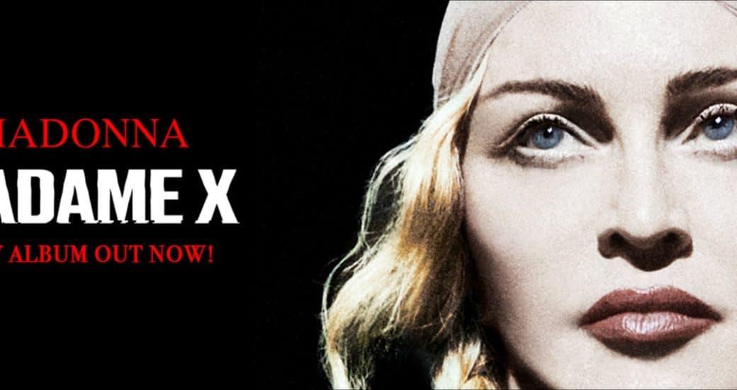 Madonna : Madame X excelle