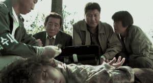 Memories of murder : un film noir souvent drôle