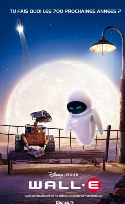 Wall-E affiche originale française