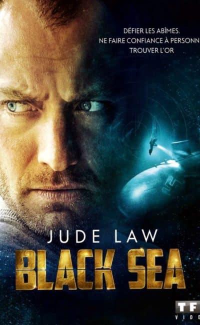 Black Sea, la jaquette DVD