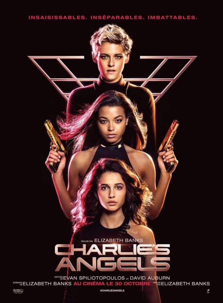 Charlie's angels : affiche teaser du reboot de 2019