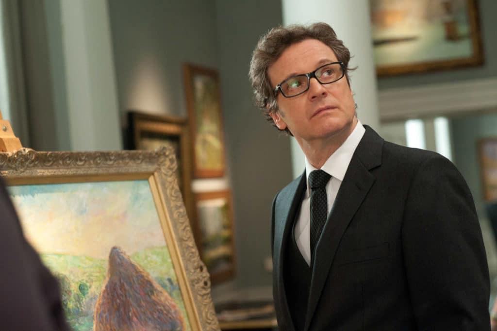 Gambit, arnaque à l'anglaise - photo de Colin Firth