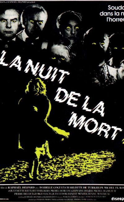 La nuit de la mort, l'affiche