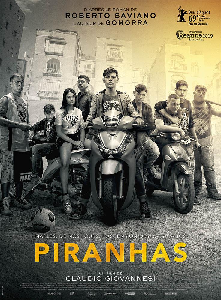 Piranhas, affiche française