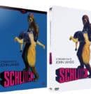 Schlock et son singe culte en blu-ray