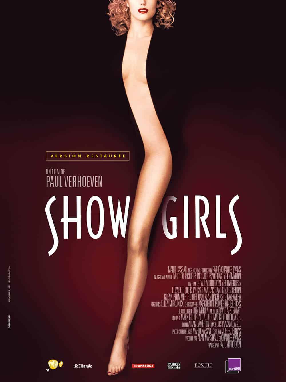 Showgirls_affiche française reprise 2016