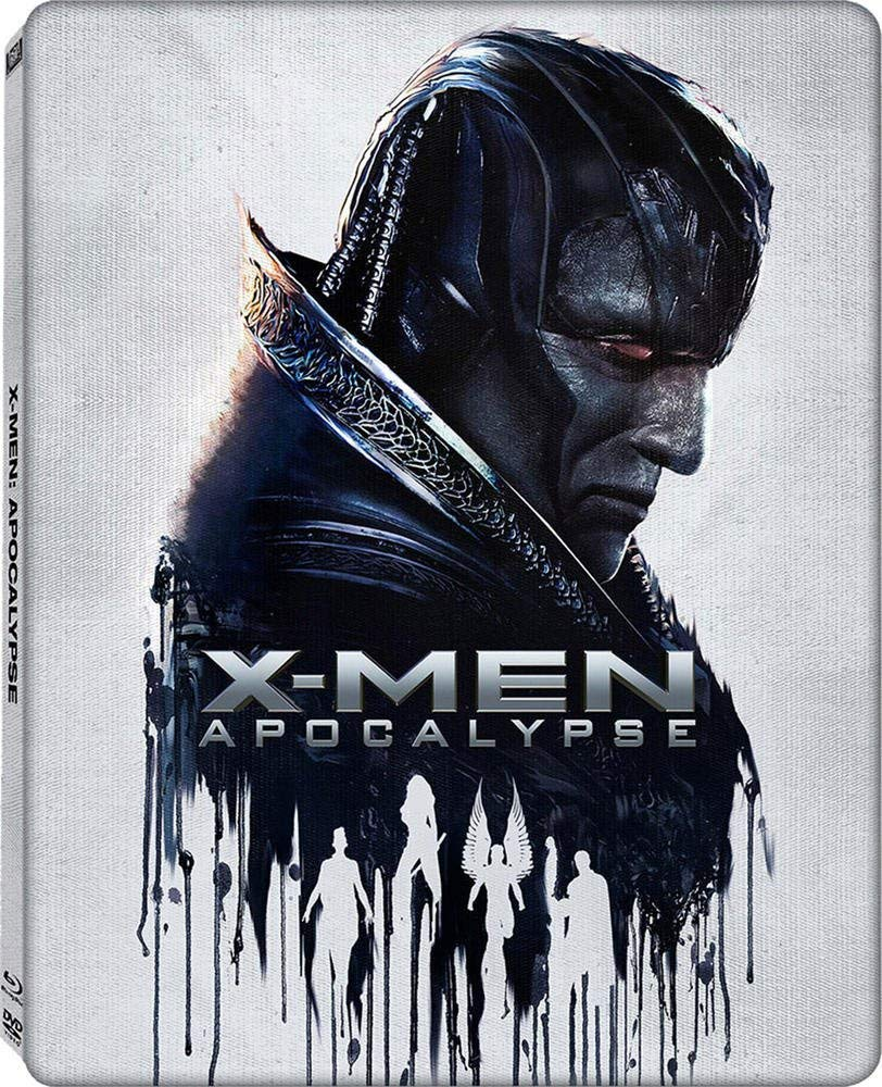 X-Men Apocalypse blu-ray steelbook