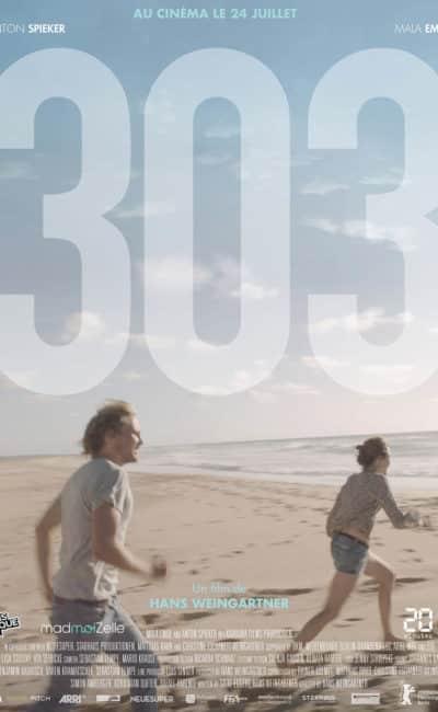 303 affiche du film de Hans Weingartner