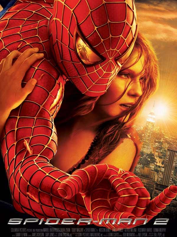 Spider-man 2 : affiche définitive