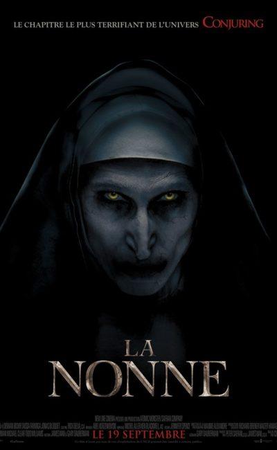 La Nonne, spinoff de Conjuring, en affiche