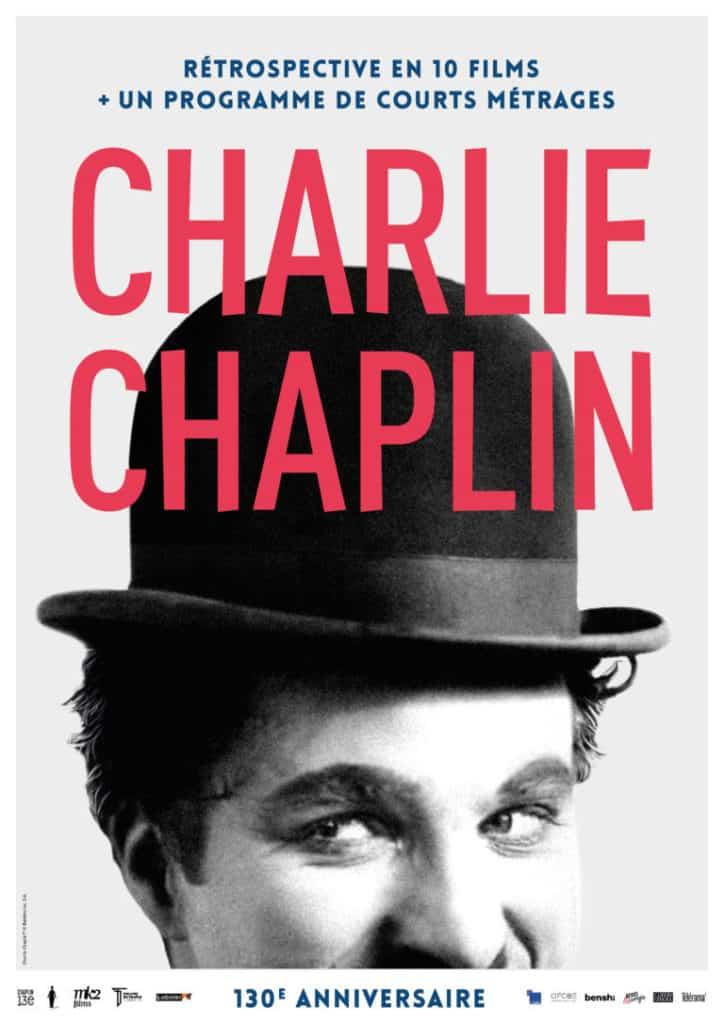 Rétrospective Charlie Chaplin en 10 films pour les 130e de Chaplin