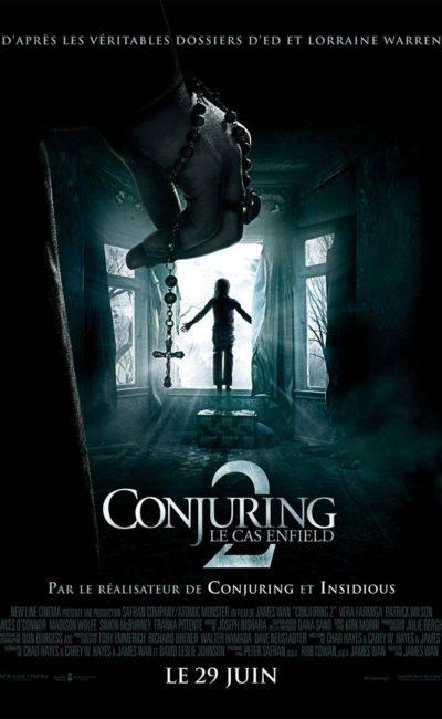 Affiche Conjuring 2 teaser