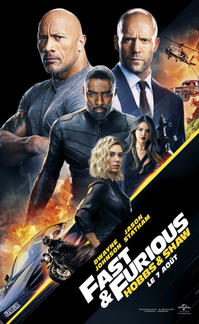 Fast & Furious : Hobbs & Shaw : la critique du film