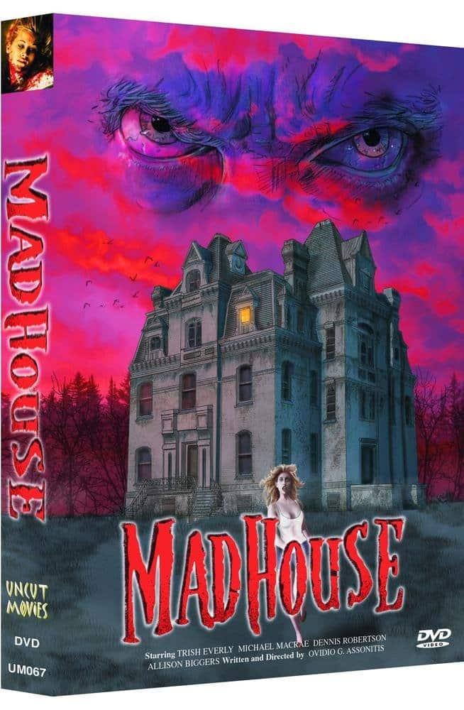 Madhouse : jaquette française