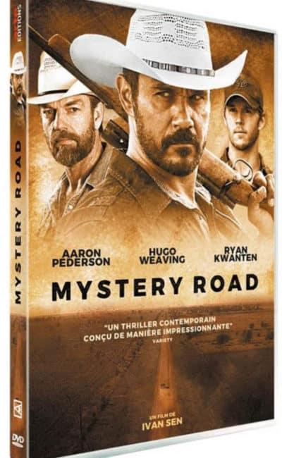 Jaquette de Mystery road, le film