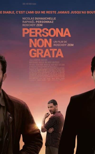 Persona non grata, l'affiche du film