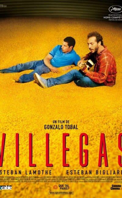 Villegas, l'affiche française