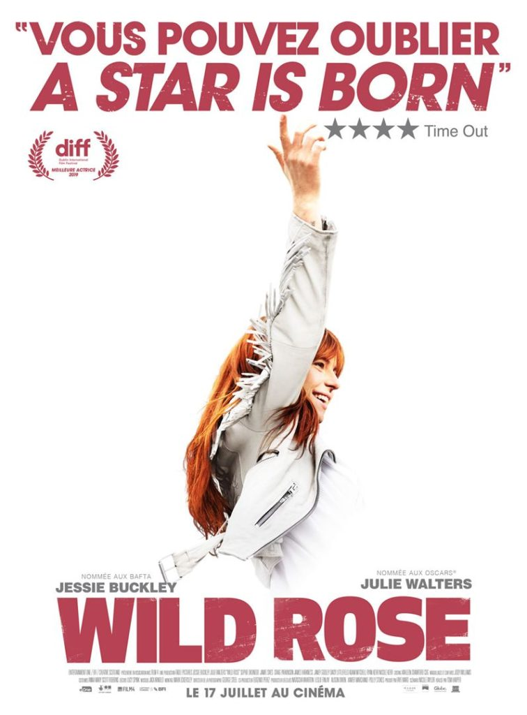 Affiche de Wild Rose