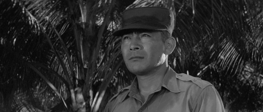 Photo tirée de L'Héritage des 500 000, de Toshiro Mifune