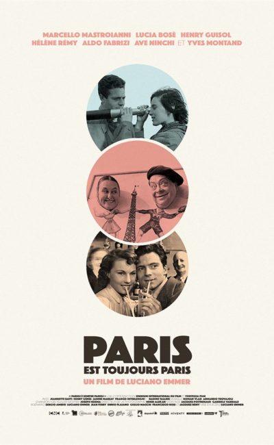 Affiche de Paris est toujours Paris