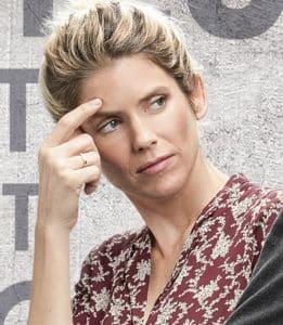 Alice Taglioni dans la comédie Andy