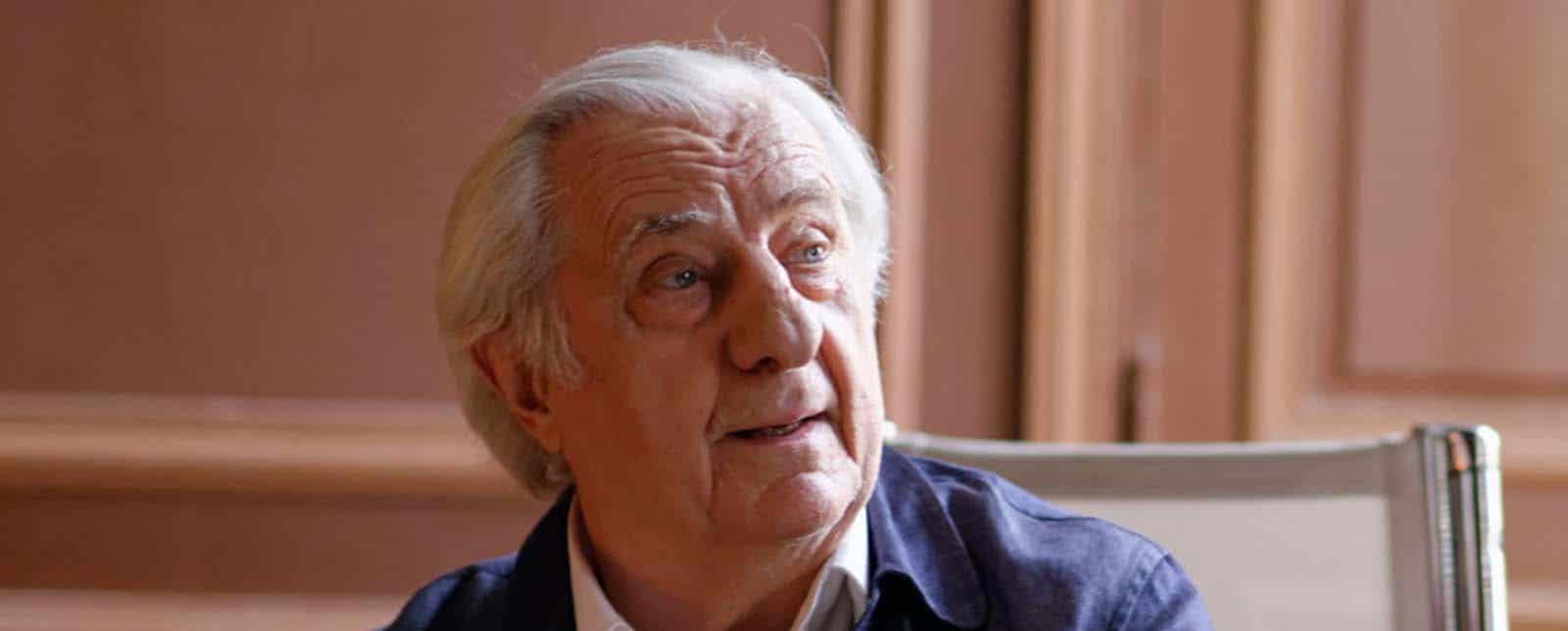 Michel Aumont dans Moi et Le Che