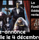 La Famille Addams : retour confirmé en bande-annonce pour Noël