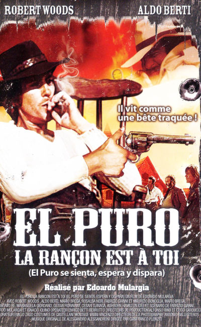Jaquette DVD d'El puro, la rançon est à toi