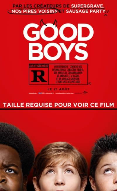 Good boys : la critique du film