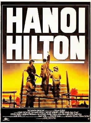 Hanoi Hilton Affiche de Landi