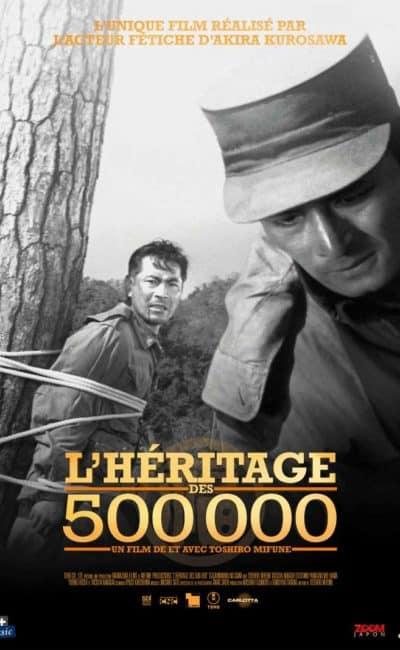 L'héritage des 500 000 : la critique du film et le test blu-ray